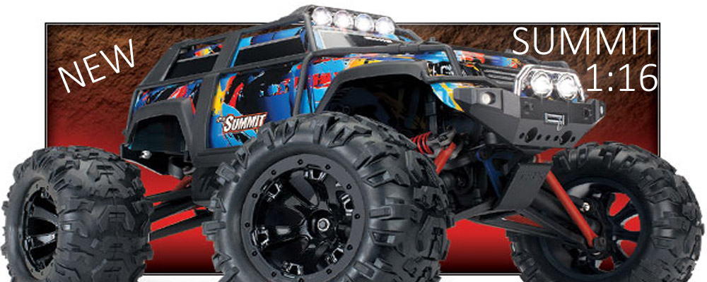 Traxxas Summit Monster Truck