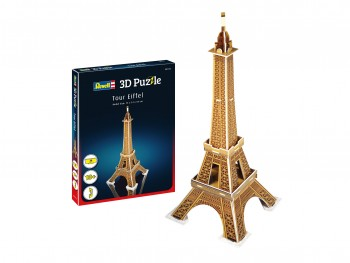Eiffel Tower Mini 3D Puzzle