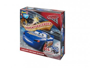 Adventskalender Lightning McQueen