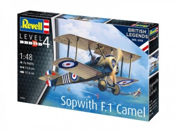 100 Years RAF: Sopwith Canel