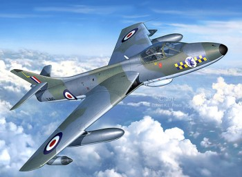 100 Years RAF: Hawker Hunter FGA.9