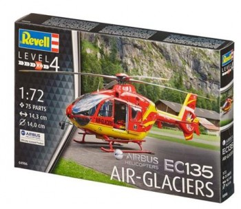 EC 135 AIR-Glaciers