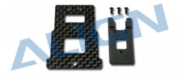 T-Rex 250 - Battery Mounting Plate Set