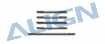T-Rex 250 - Stainless Steel Linkage Rod