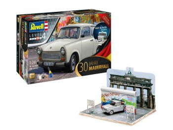 30th Anniversary Fall of the Berlin Wall 1:24