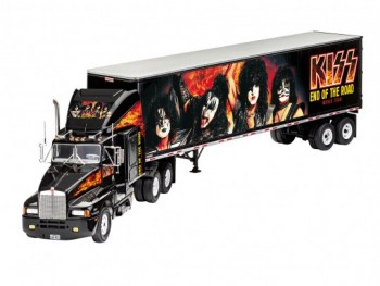 KISS Tour Truck Gift Set 1:32