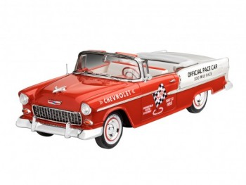 55 Chevy Indy Pace Car