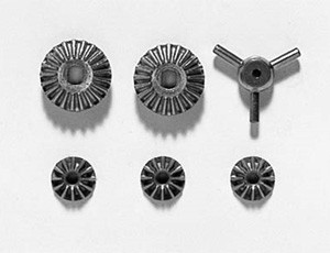 TT-01/TGS Bevel Gear Set