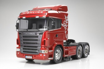 Scania R620 6x4 Higline Kit