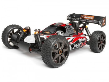 HPI Trimmed and Painted Trophy Body( Only Body)