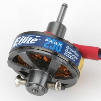 Motor Park 250 Out. Brushless 2200Kv
