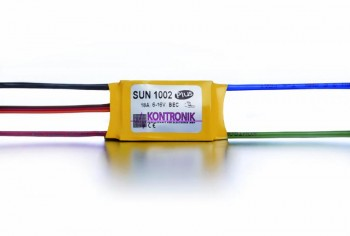 Sun Regler 1002 Plus Kontronik