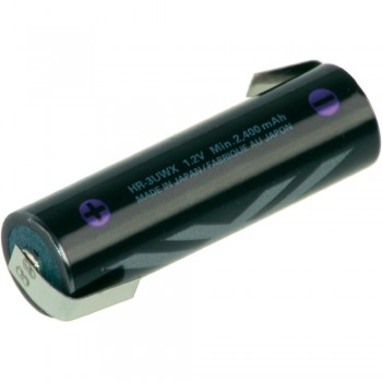 NiMH Mignon-Akku, ZLF, 1.2V 2450mAh / (powered by eneloop)
