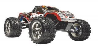 Traxxas RTR REVO 3.3 4WD Monstertruck mit TRX