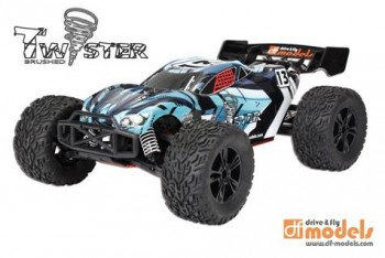 Twister Brushed 1:10XL Truggy - RTR