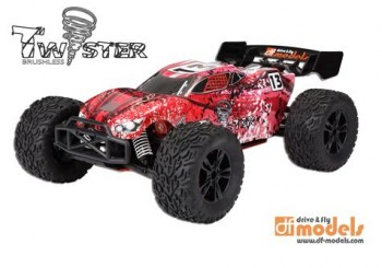 Twister Brushless 1:10XL Truggy - RTR