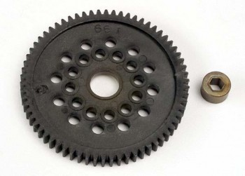 Traxxas Spur Gear (66-Tooth) (32-Pitch )