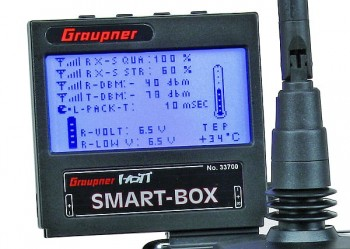 Graupner - SMART-BOX HoTT