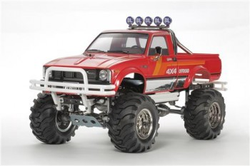 Toyota 4x4 Pick-Up Mountain Rider