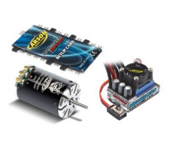 Carson - Brushless-Set Dragster Pro 10T