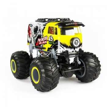 Big Wheel Crazy gelb 1:16 2.4 GHz RTR