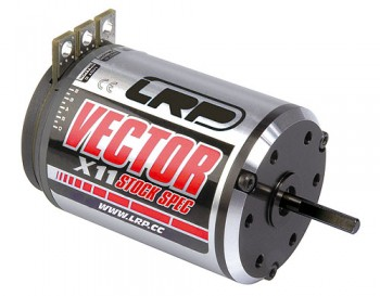 Vector X11 8.5 T Brushless Stock Spec