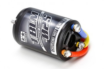 Brushless Motor 02 (Sensored) 10.5T