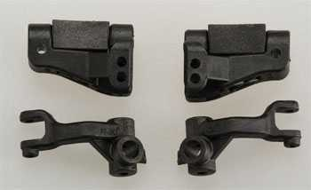 Caster Blocks 30- Degree (Left + Right)