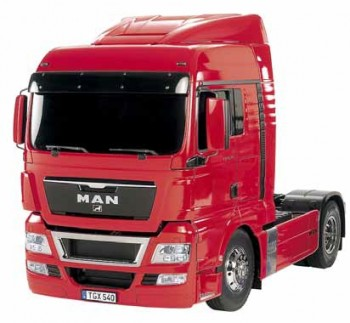 MAN TGX 18.540 4x2 XLX Pre-Painted Body