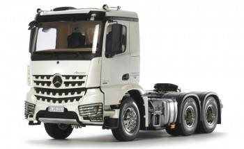Mercedes Benz Arocs 3363 6x4 Cl.Space
