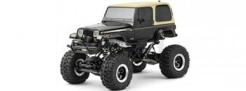 Jeep Wrangler (Semi Assemble)