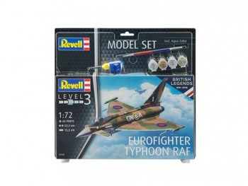 Hawker Hunter FGA.9 Model Set 100 Years RAF: