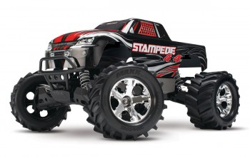M.Truck Stampede VXL 1:10 4WD RTR TQi 2.4GHz brushless