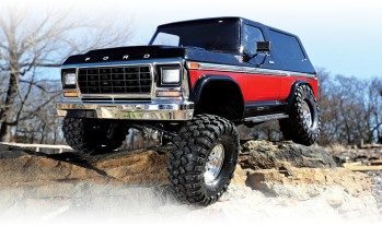 Ford Bronco 1/10 RTR