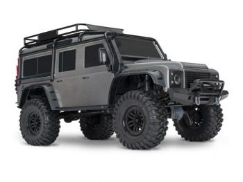 Land Rover 1:10 4WD RTR (Silber)