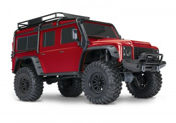 TRX-4 Land Rover RTR