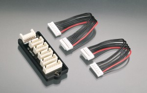 Equalizer-Adapter Robbe-PQ