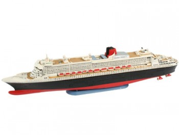 Queen Mary2 1:1200