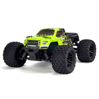 Granite Mega 4WD RTR Green/Black