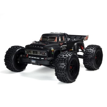 Notorious 6S 1:8 4WD RTR Brushless Black