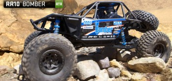 RR10 Bomber 1:10 4WD RTR