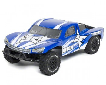 Electrix Torment Brushless, RTR, 2.4GHz / 2WD blau / weiss