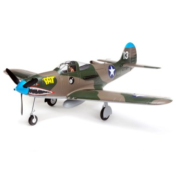 P-39 Airacobra BNF mit AS3X und SAFE Select