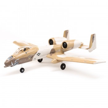 UMX A-10 Thunderbolt II BNF mit AS3X and SAFE
