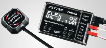 Futaba - GY750 3-Axis Gyro & Govenor