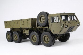 MILITARY Off Road Truck 8x8 1/12 Military Green, no Battery and Charger