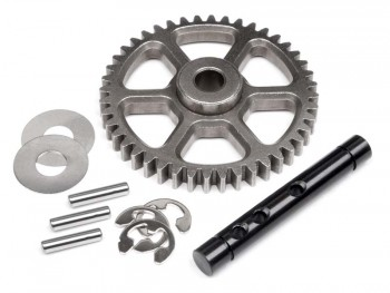 Savage - Flux Idler Gear 44t/Shaft set
