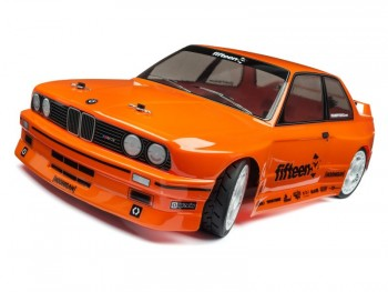 HPI BMW M3 E30 Body (Painted-Orange 200mm)