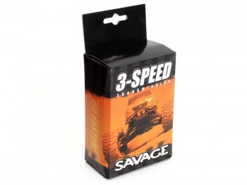 3Speed gearbox savage