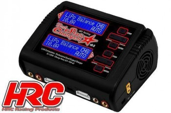 Dual-Star Charger V2.1 - 2x 120W CH-VERSION